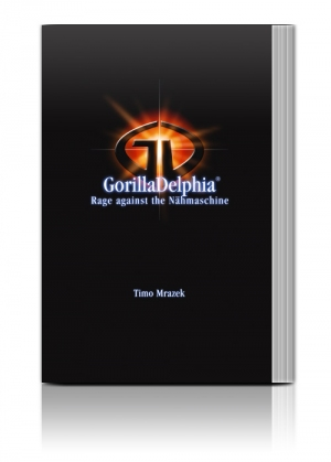 Ansicht »GorillaDelphia – Rage against the Nähmaschine« Paperback Edition 2011